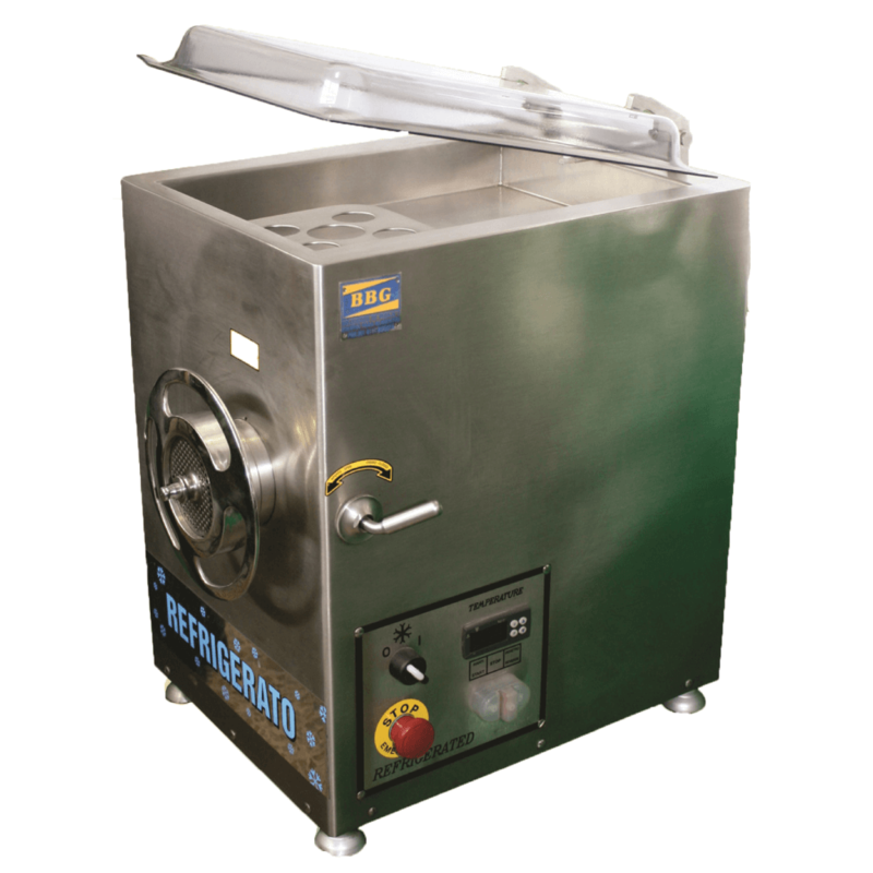 Molino REFRIGERADO para carnes FREZZER-32-BBG