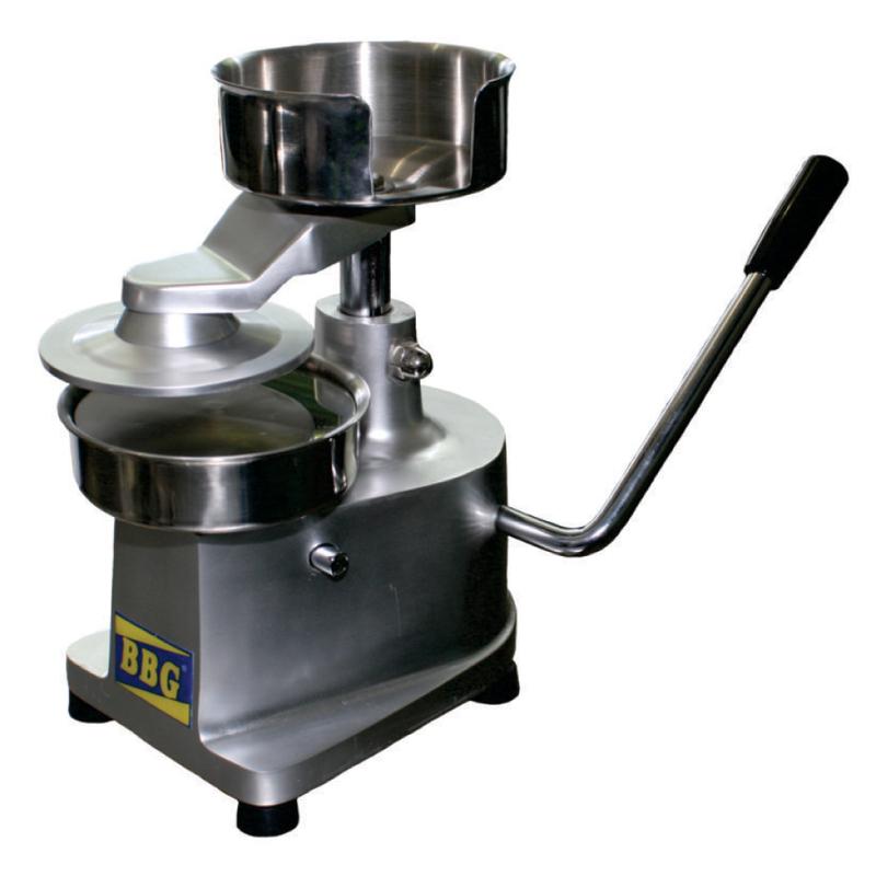 Formadora manual BBG HF-100